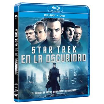 Star TrekStar Trek: En la oscuridad - Blu-Ray + DVD