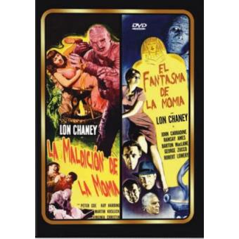Pack Lon Chaney Jr. - DVD