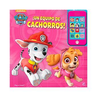 Mi propio teléfono Patrulla Canina Skye - ¡Un equipo de cachorros!