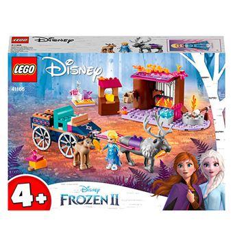 LEGO Disney Princess 41166 Frozen 2 -  Aventura en Carreta de Elsa