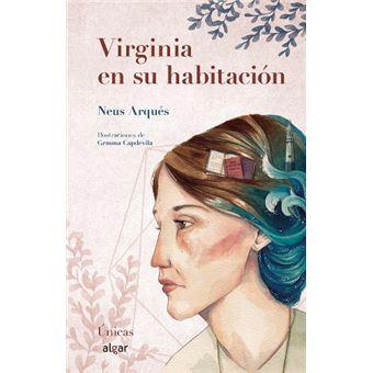 Virginia en su habitación