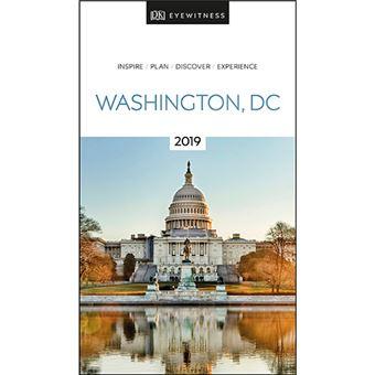 DK Eyewitness Travel Guide - Washington DC