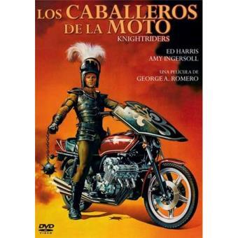 Los caballeros de la moto - DVD