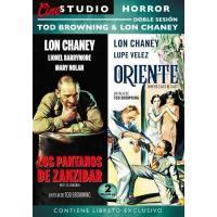 Pack Tod Browning: Los pantanos de Zanzibar + Oriente - DVD
