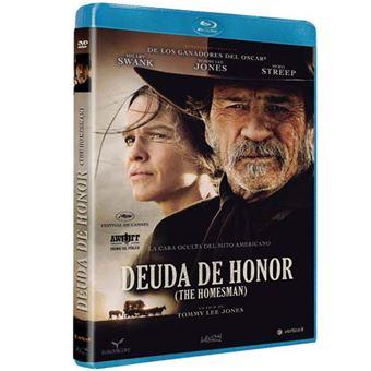 Deuda de honor - Blu-Ray