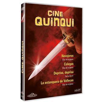 Pack Cine Quinqui - 4 Películas - DVD