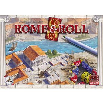 Rome & Roll - Tablero