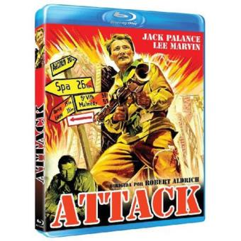 Attack - Blu-Ray