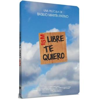 15-M: Libre te quiero - DVD