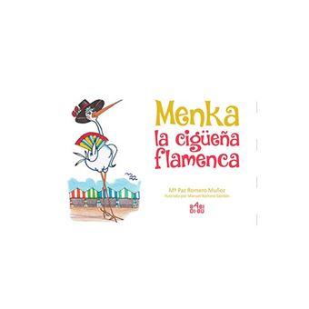 Menka, la cigüeña flamenca