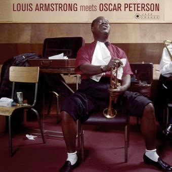 Louis Armstrong Meets Oscar Peterson - Vinilo