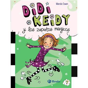 Didi Keidy 7: Didi Keidy y los zapatos mágicos