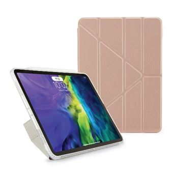 Funda Pipetto Origami Rosa para iPad Air 4 10,9''