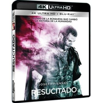 Resucitado - UHD + Blu-Ray