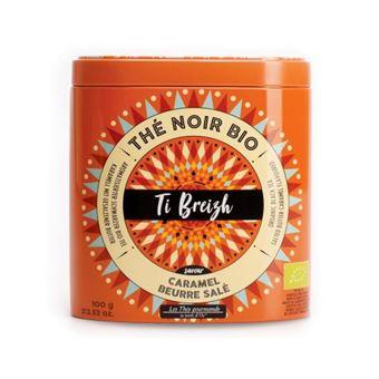 Té negro gourmet orgánico Terre D'oc Ti Breizh