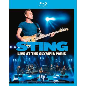 Live at the Olympia Paris - Blu-Ray