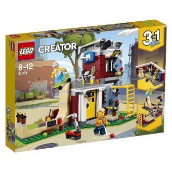 LEGO Creator 31081 Parque de patinaje modular