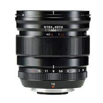 Objetivo Fujifilm XF 16mm f1.4 R WR