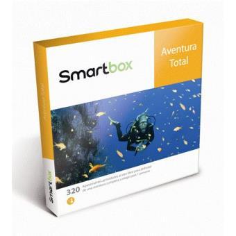 Smartbox. Aventura total 2012
