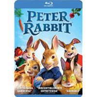 Peter Rabbit - Blu-Ray
