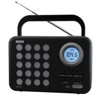 Daewoo DRP-120G Radio FM USB