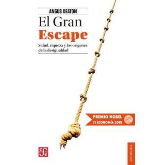 El gran escape. Premio Nobel de Economía 2015