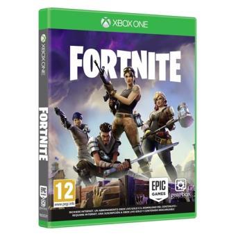 Fortnite Xbox One Para Los Mejores Videojuegos Fnac