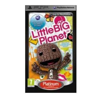 LittleBigPlanet Platinum PSP