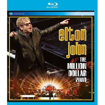The Million Dollar Piano (Blu-Ray)