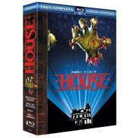 Pack House, una casa alucinante (1-4)  Ed. Coleccionista lenticular - Blu-Ray