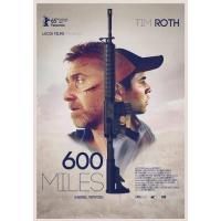 600 Millas - DVD