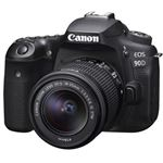 Cámara Réflex Canon EOS 90D + EF-S 18-55mm f/3.5-5.6 IS STM