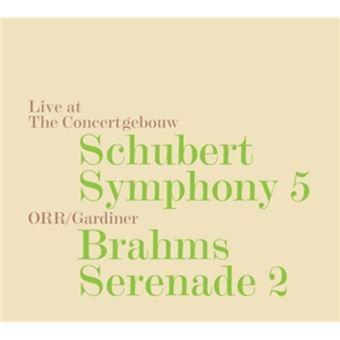Schubert & Brahms - Symphony No. 5 & Serenade No. 2