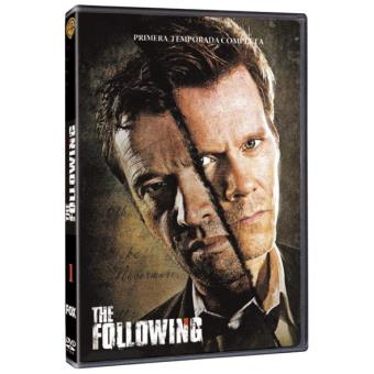 The Following  Temporada 1 - DVD
