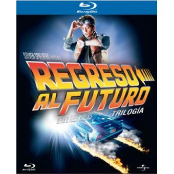 Pack Regreso al futuro: Trilogía - Blu-Ray