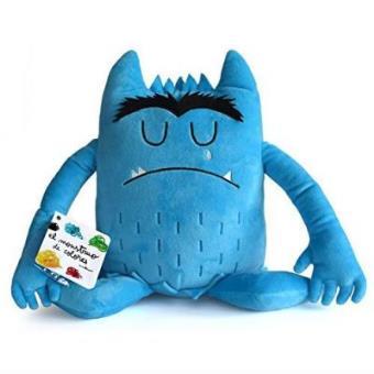 Peluche El monstruo de colores Azul