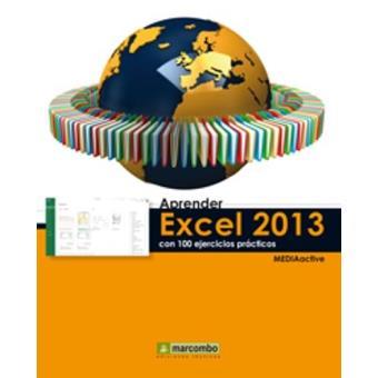 Aprender Excel 2013 con 100 ejercicios
