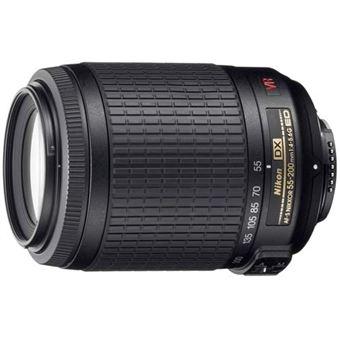 Objetivo Nikon AF-S DX 55-200mm f4/5.6 VR GII