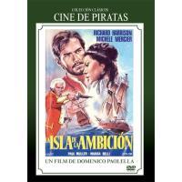 La isla de la ambición - DVD