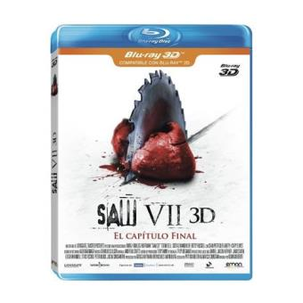 Saw VII - Blu-Ray + 3D