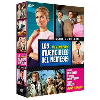 Pack Los invencibles del Némesis - DVD