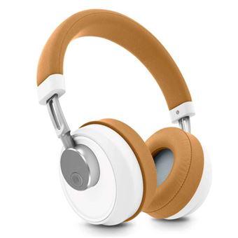 Auriculares Bluetooth Energy Sistem Smart 6 Caramelo