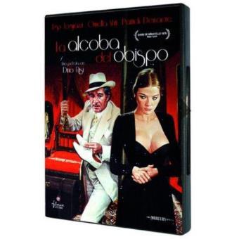 La alcoba del obispo - DVD