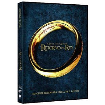 El Señor de los Anillos 3: El retorno del Rey - Ed extendida - DVD