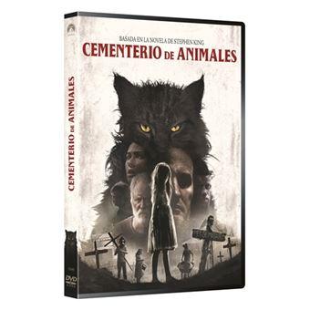 Cementerio de Animales - DVD