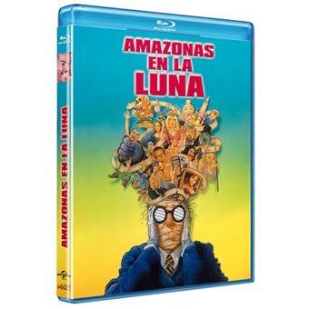 Amazonas en la luna - Blu-ray