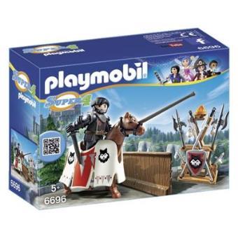 Playmobil Super 4 Rypan Guardián del Barón Negro
