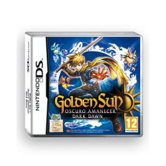 Golden Sun: Oscuro Amanecer Nintendo DS