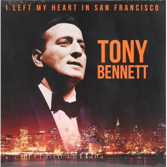 I Left My Heart In San Francisco - Vinilo