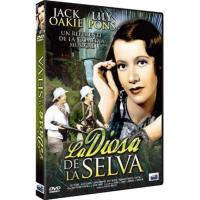 La diosa de la selva - DVD